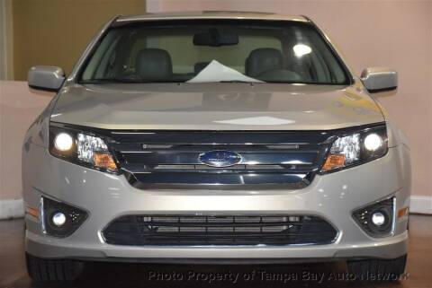 2010 Ford Fusion for sale at Tampa Bay AutoNetwork in Tampa FL