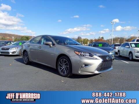 2017 Lexus ES 350 for sale at Jeff D'Ambrosio Auto Group in Downingtown PA