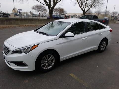 2017 Hyundai Sonata for sale at Matador Motors in Sacramento CA