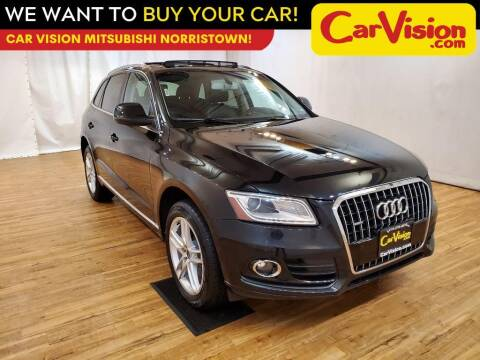 2014 Audi Q5 for sale at Car Vision Mitsubishi Norristown in Trooper PA