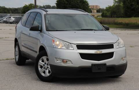 2012 Chevrolet Traverse for sale at Big O Auto LLC in Omaha NE