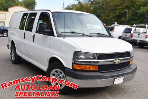 2011 Chevrolet Express Cargo for sale at Ramsey Corp. in West Milford NJ