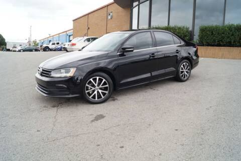 2017 Volkswagen Jetta for sale at Next Ride Motors in Nashville TN