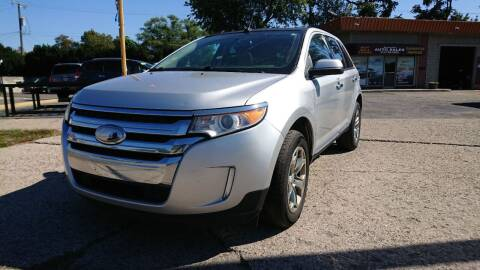 2012 Ford Edge for sale at Lamarina Auto Sales in Dearborn Heights MI