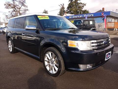 2010 Ford Flex for sale at All American Motors in Tacoma WA