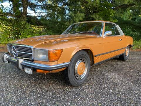 1973 Mercedes-Benz SLC for sale at Forza in Gaylordsville CT