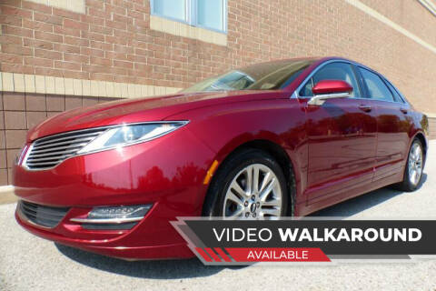 2016 Lincoln MKZ for sale at Macomb Automotive Group in New Haven MI