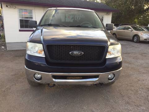 2006 Ford F-150 for sale at Excellent Autos of Orlando in Orlando FL