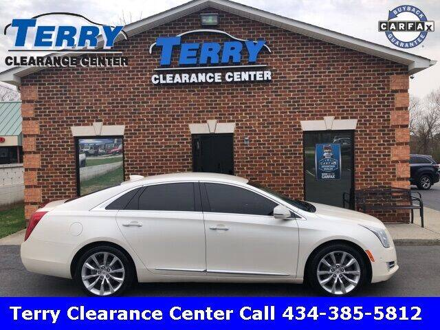 2015 Cadillac XTS for sale at Terry Clearance Center in Lynchburg VA
