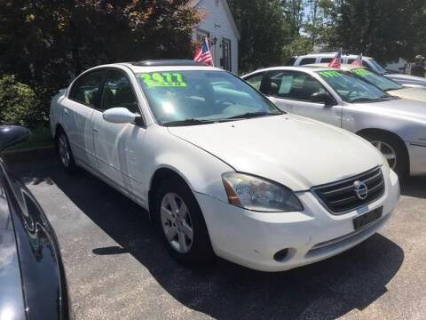 2004 Nissan Altima for sale at Klein on Vine in Cincinnati OH