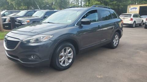 2014 Mazda CX-9 for sale at GA Auto IMPORTS  LLC in Buford GA