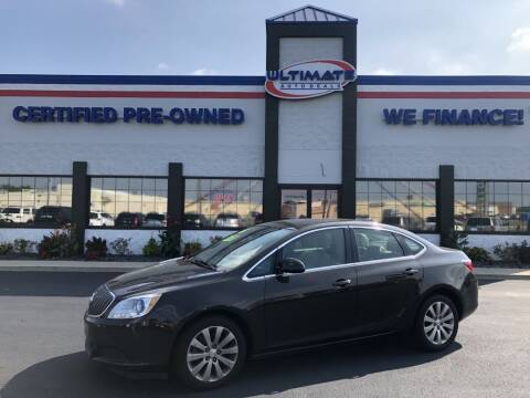 2016 Buick Verano for sale at Ultimate Auto Deals in Fort Wayne IN