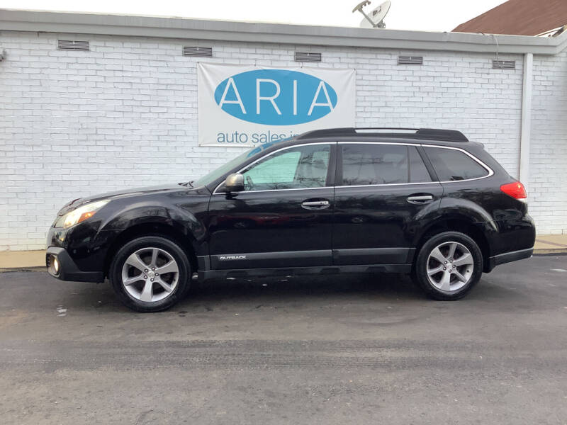 2013 Subaru Outback for sale at ARIA  AUTO  SALES in Raleigh NC