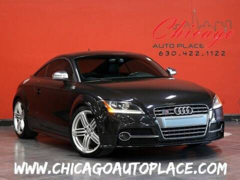 2012 Audi TTS for sale at Chicago Auto Place in Bensenville IL