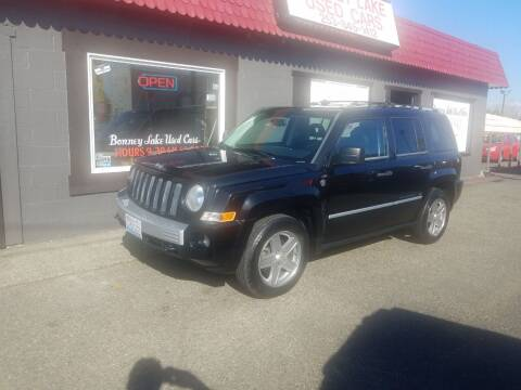 2008 Jeep Patriot for sale at Bonney Lake Used Cars in Puyallup WA