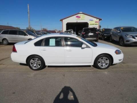 2013 Chevrolet Impala for sale at Jefferson St Motors in Waterloo IA