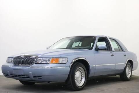 1998 Mercury Grand Marquis for sale at Clawson Auto Sales in Clawson MI