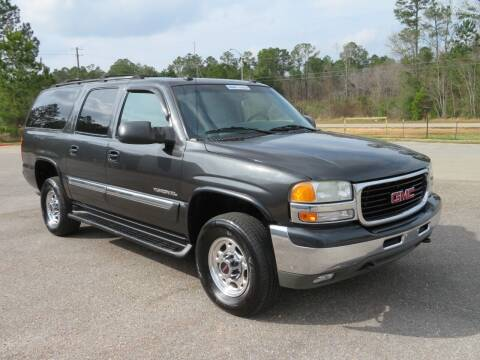 2003 GMC Yukon XL for sale at Access Motors Co in Mobile AL