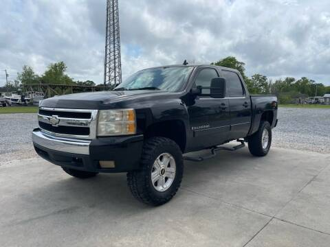 2007 Chevrolet Silverado 1500 for sale at Bayou Motors Inc in Houma LA