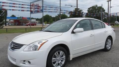 2012 Nissan Altima for sale at Minden Autoplex in Minden LA