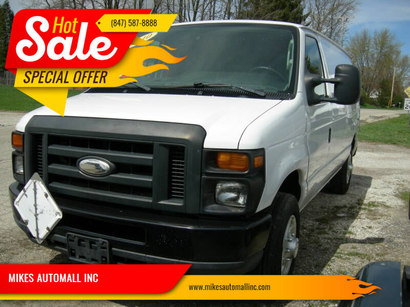 2010 Ford E-Series Cargo for sale at MIKES AUTOMALL INC in Ingleside IL