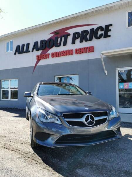 2014 Mercedes-Benz E-Class for sale at All About Price in Bunnell FL
