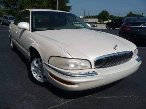 2001 Buick Park Avenue for sale at Wade Hampton Auto Mart in Greer SC