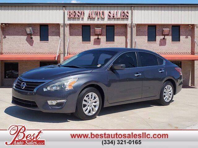 2013 Nissan Altima for sale at Best Auto Sales LLC in Auburn AL