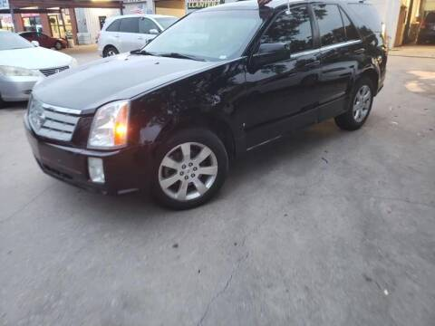 2008 Cadillac SRX for sale at Bad Credit Call Fadi in Dallas TX