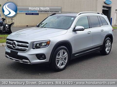 2020 Mercedes-Benz GLB for sale at 1 North Preowned in Danvers MA