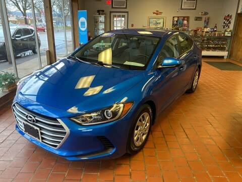 2018 Hyundai Elantra for sale at Midtown Autoworld LLC in Herkimer NY