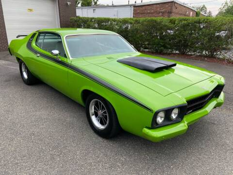 1973 Plymouth Roadrunner for sale at International Motor Group LLC in Hasbrouck Heights NJ