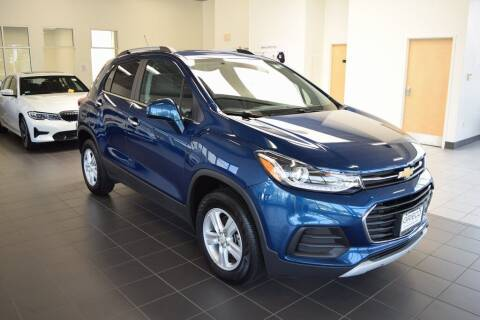 2020 Chevrolet Trax for sale at BMW OF NEWPORT in Middletown RI