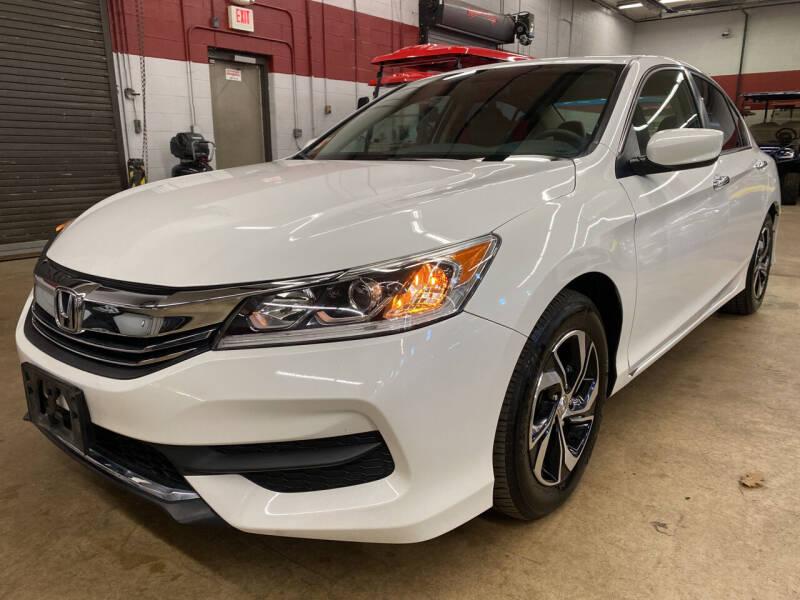 2016 Honda Accord for sale at Columbus Car Warehouse in Columbus OH