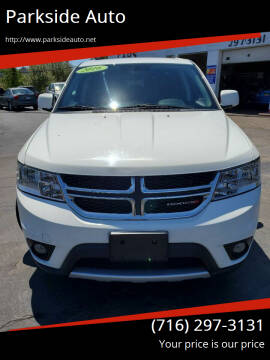 2016 Dodge Journey for sale at Parkside Auto in Niagra Falls NY