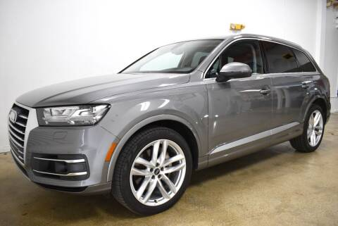 2018 Audi Q7 for sale at Thoroughbred Motors in Wellington FL