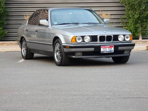 1989 BMW 5 Series for sale at Sun Valley Auto Sales in Hailey ID