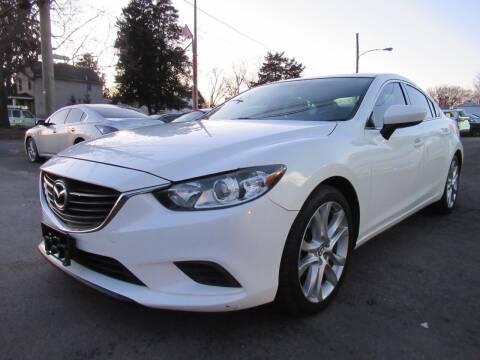 2016 Mazda MAZDA6 for sale at PRESTIGE IMPORT AUTO SALES in Morrisville PA