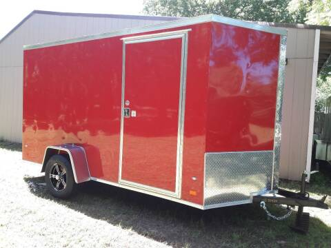 2019 Covered Wagon CW6X12SA