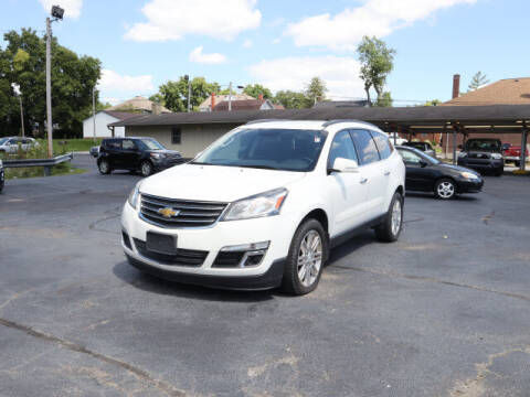 2013 Chevrolet Traverse for sale at Tom Roush Budget Westfield in Westfield IN
