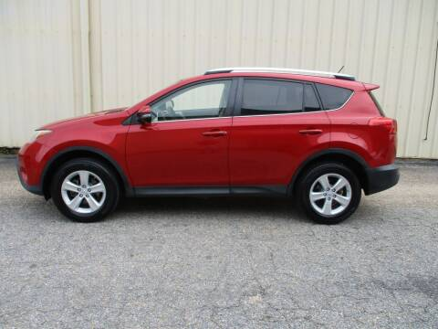 2014 Toyota RAV4 for sale at A & P Automotive in Montgomery AL