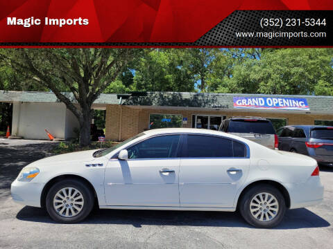 2006 Buick Lucerne for sale at Magic Imports in Melrose FL