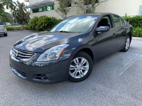 2012 Nissan Altima for sale at Car Net Auto Sales in Plantation FL