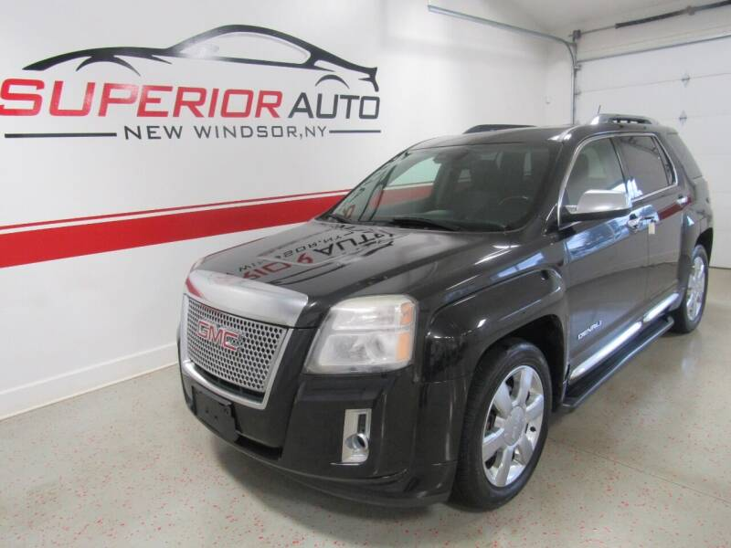 2013 GMC Terrain for sale at Superior Auto Sales in New Windsor NY