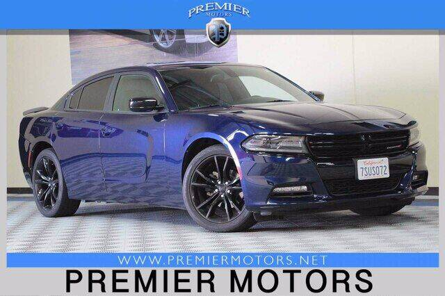2016 Dodge Charger for sale at Premier Motors in Hayward CA
