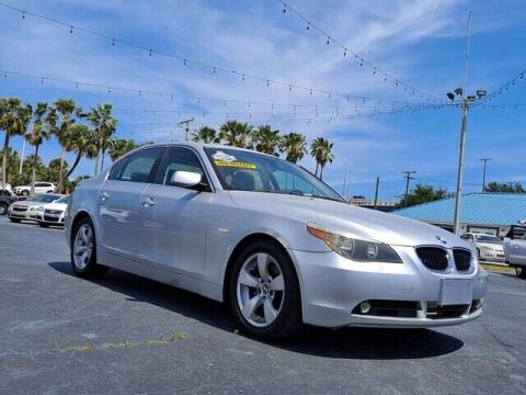 2005 BMW 5 Series for sale at Select Autos Inc in Fort Pierce FL