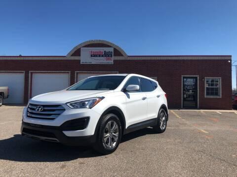 2016 Hyundai Santa Fe Sport for sale at Family Auto Finance OKC LLC in Oklahoma City OK