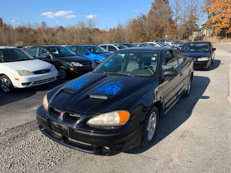 2004 Pontiac Grand Am GT 2dr Coupe - Murphysboro IL