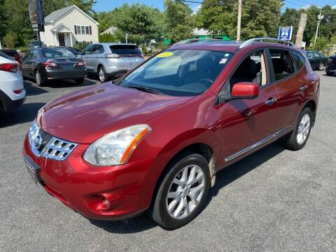 2013 Nissan Rogue for sale at Platinum Auto in Abington MA