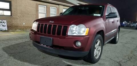 2007 Jeep Grand Cherokee for sale at Kingz Auto Sales in Avenel NJ